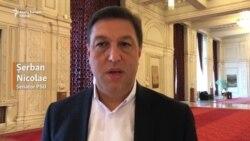 """Șerban Nicolae critică """"foia de parcurs"""""""