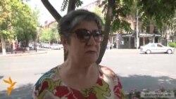 Քաղաքացիները մեկնաբանում են ՊՊԾ գնդի տարածքի գրավման շուրջ ստեղծված իրավիճակը