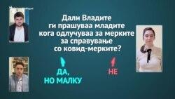 Анти-ковид мерки за младите - Есап без крчмар?