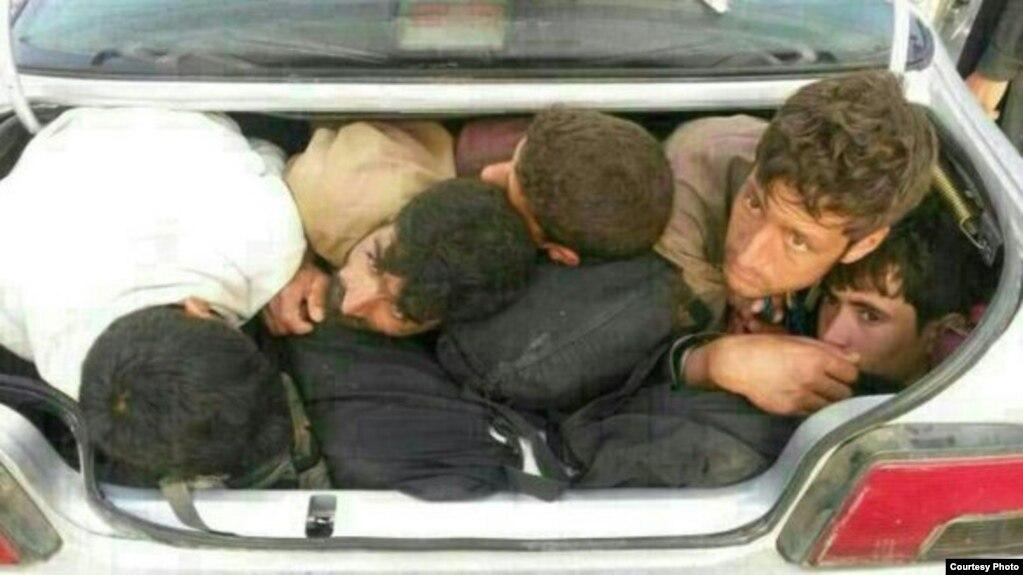 تصادف خودروی حامل مهاجران افغان بار دیگر کشته داد