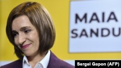 Майя Санду