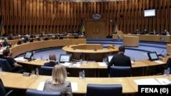 Sjednica Doma naroda PS BiH (27. april 2021.)