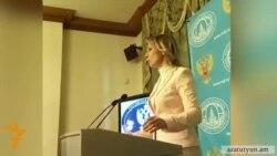«Սերգեյ Լավրովը երբեք որեւէ տեղ դատարկաձեռն չի գնում».Մարիա Զախարովա