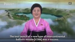 North Korea Lauds 'Historic' Missile Launch