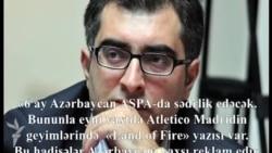 """A. Məmmədli: """"İtirilən 22 ilə görə əzab çəkirəm"""""""