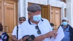 Распустить ассамблею, освободить политзаключенных. Требования у акимата