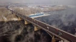 Russia's 'Black Sky' Alert: Beware Of The Awful Air In Krasnoyarsk