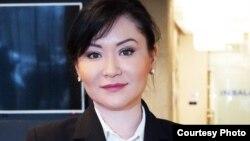 Әлеуметтанушы Айман Жүсіпова