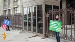 «Світ у відео»: Росія: активісти виступили проти змін до закону про місцеві вибори