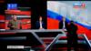 """Фрагмент теледебатов на канале """"Россия-1"""""""