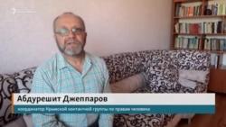 Абдурешит Джеппаров про зв'язки об'єднання «Кримська солідарність» з кавказькими активістами