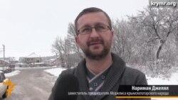 Нариман Джелял о заявлении Владимира Жириновского
