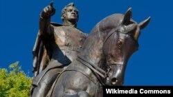 Памятник Ермолову в Пятигорске