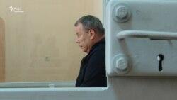Суд у справі колишнього голови Харківської податкової адміністрації Денисюка (відео)