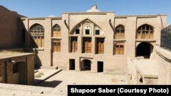 Yu Aw, the largest synagogue in Herat and the only synagogue to undergo proper preservation of its original characteristics, has been declared a historic site.