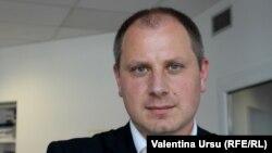 Штефан Глигор, лидер Партии перемен