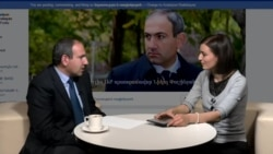 Ֆեյսբուքյան ասուլիս ԱԺ պատգամավոր Նիկոլ Փաշինյանի հետ