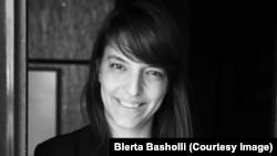 Regjisorja Blerta Basholli.