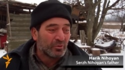 Nihoyan's Father, Fellow Villagers Remember Slain Ukrainian Protester