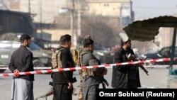 Илустрација. Експлозија во Кабул.