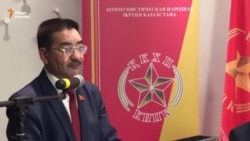 Cold War Alive And Well At Kazakh Communist Party Congress