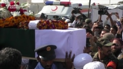 Huge Turnout For Funeral Of Former Pakistani Pop Star