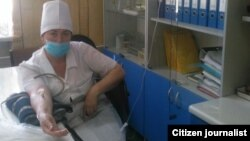 Холисхон Джалолова, врач, скончавшаяся от коронавируса.