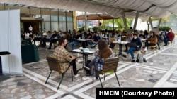 Настан на Национален младински совет на Македонија