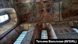 Ярославль, фрески храма Иоанна Богослова в Коровниках