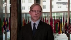 Brian Hook On Banks And Iran Sanctions