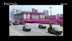 Sjeverna Koreja vojnom paradom demonstrira moć
