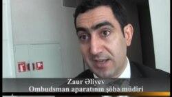 Ombudsman rəsmisi Pərviz Həşimlidən danışır