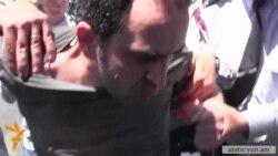 Բերման է ենթարկվել ակտիվիստ Արայիկ Պետրոսյանն, որոշ ժամանակ անց ազատ արձակվել
