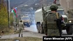 ارتش آذربایجان در منطقه قرهباغ