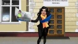 Silvia Radu - dacă nu se alege, se pune (VIDEO SATIRIC)