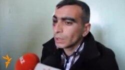 İsmayıllı olayında döyülən Ramil Bəkirov Azadlıq Radiosuna danışıb