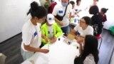 Ысык-Көлдө уюштурулган инклюзивдик лагер