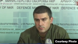 Госминистр Нагорного Карабаха Григорий Мартиросян, 2 октября 2020 г.