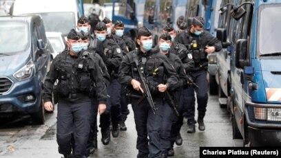 Pakistani Algerian Suspects Arrested In Paris Terrorist Related Attack