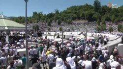 Thousands Attend Funerals Of Srebrenica Victims
