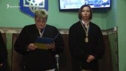 Как проходил суд по теракту в Новоалексеевке (видео)
