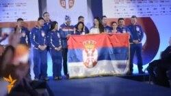 Predstavljen olimpijski tim Srbije za ZOI, Soči 2014.