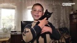 """""""Когда стреляли – я брал кота, компьютер и бежал в подвал"""""""
