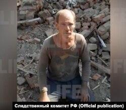 Обвиняемый в убийстве школьниц Виктор Пестерников