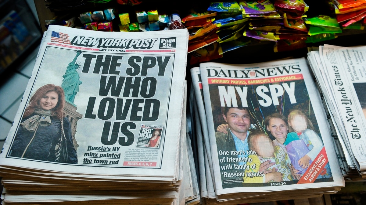 Большой обмен шпионами: США и Россия 10 лет назад обменялись тайными агентами