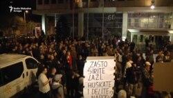 Bez susreta Vučića i demonstranata ispred RTS-a