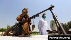 «Թալիբան» խմբավորման անդամները, արխիվ