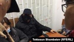 Райимбек Матраимов суд залида.