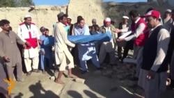 Помош за Авганистан по земјотресот, погреб на војник во Русија