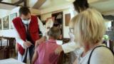 Besplatan ručak za primljenu vakcinu u Kragujevcu
